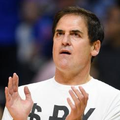 Mark Cuban offers Donald Trump $10M for interview