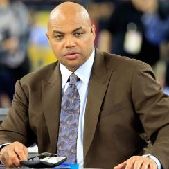 Charles Barkley is 'not with her', may not vote  IMAGE
