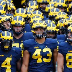 #DearAndy: Is Michigan a real threat to win it all?