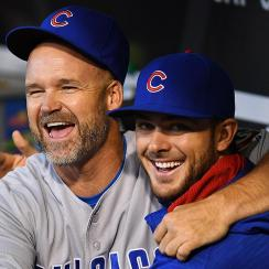 Cubs 39-year-old catalyst, David Ross IMG