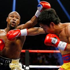 Arum: Manny Pacquiao rematch with Floyd Mayweather likely