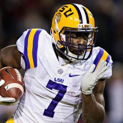 Leonard Fournette will not play in LSU's bowl game to focus on NFL Draft