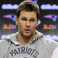 Tom Brady laughs off Antonio Brown's Facebook Live gaffe