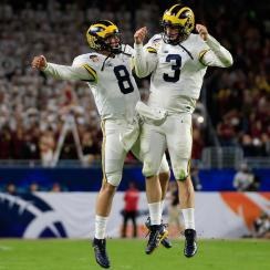 Michigan plans Rome trip for practices, tour sites in April