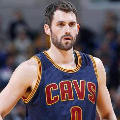 Cavaliers' Kevin Love to have knee procedure, miss six weeks