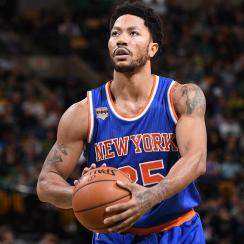 Report: Timberwolves, others teams inquire about Derrick Rose