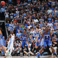 Columbus, Ohio viewers miss UNC-Kentucky ending
