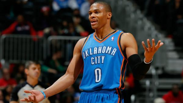russell westbrook stunningly left - photo #15