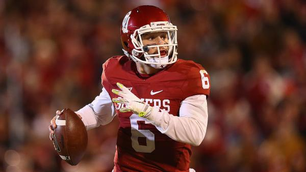 Oklahoma Sooners Football Baker Mayfield Passed Concussion Tests