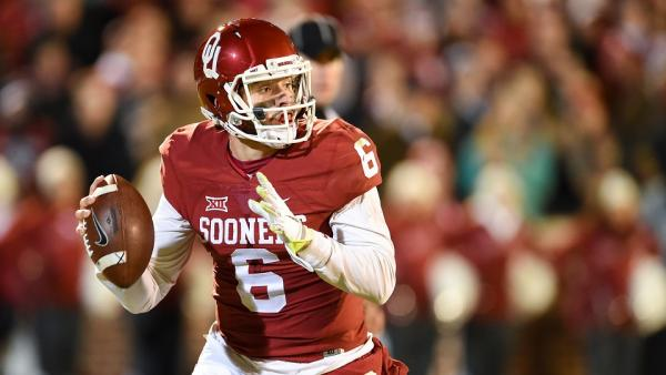 Oklahoma Sooners Baker Mayfield Injury Update Vs Oklahoma State