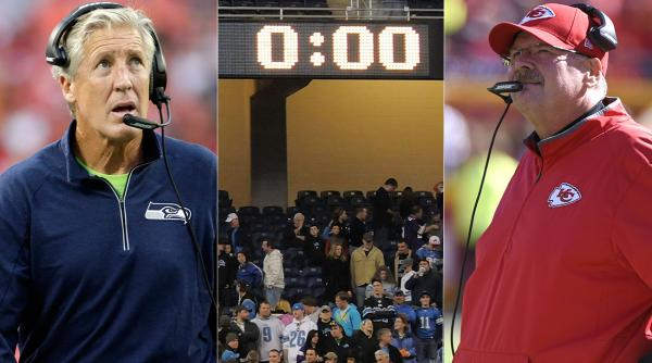 Second Nature: Why NFL coaches are so prone to clock management blunders