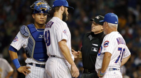 Chicago Cubs: Arrieta, Maddon disagree on midgame switch | SI.com