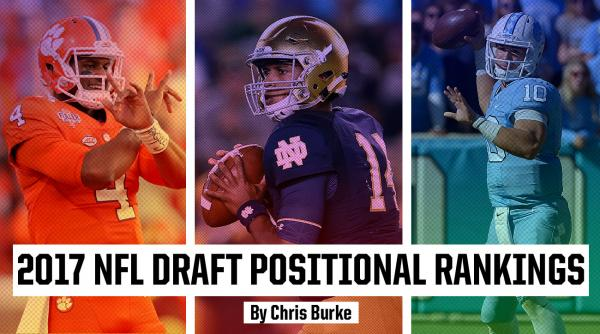 2017 nfl draft rankings top college prospects by position si com
