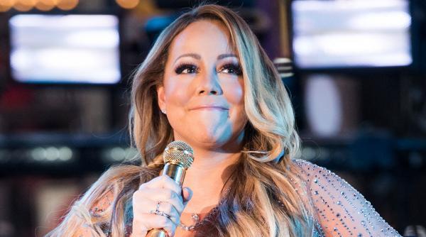 Spurs troll Mariah Carey's New Year's Eve performance