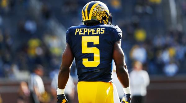 Michigan's Jabrill Peppers declares for NFL draft
