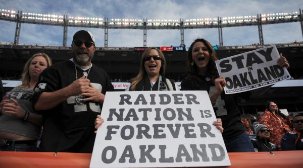 Raiders Las Vegas move: Relocation paperwork to be filed soon