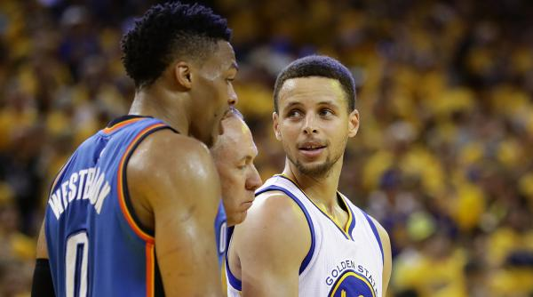 NBA All-Star: Stephen Curry Tops Russell Westbrook As Starter