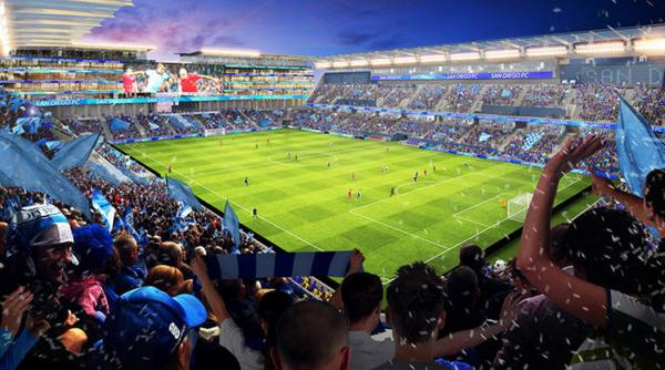 MLS to San Diego? Expansion investors unveil stadium plan