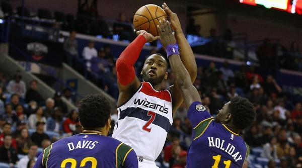 NBA Power Rankings: Wizards Get Serious In The East