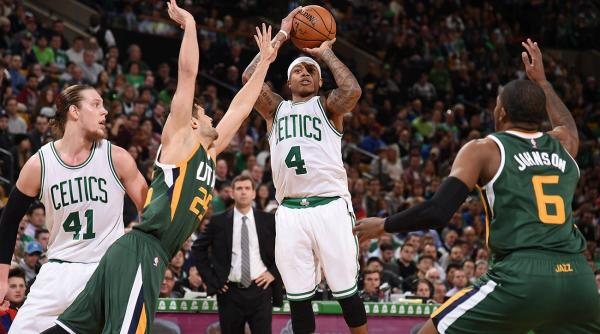 NBA Power Rankings: Can Celtics, Jazz Crash The Party?