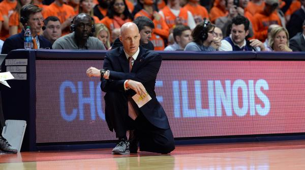 Illinois starts new era by swiftly firing coach John Groce