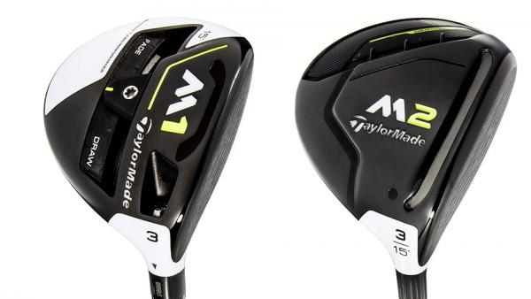 TaylorMade M1, M2 Fairway Woods: First Look   GOLF.com  TaylorMade M1, ...