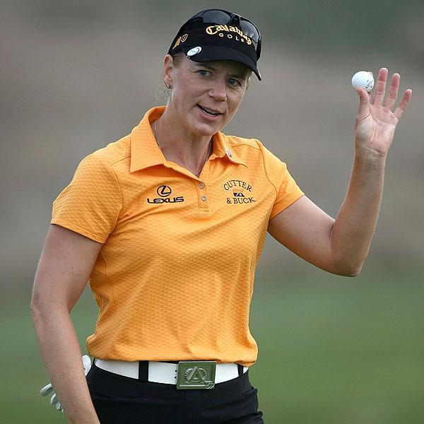 Annika Sorenstam Swing Sequence Golf Com