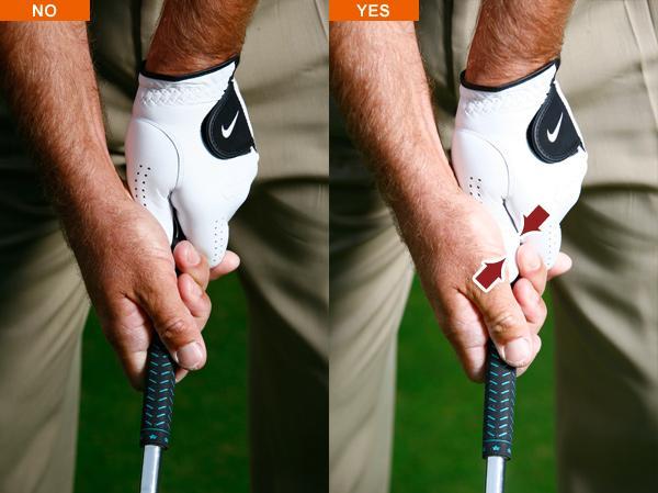 How To Check For A Perfect Grip Golf Com