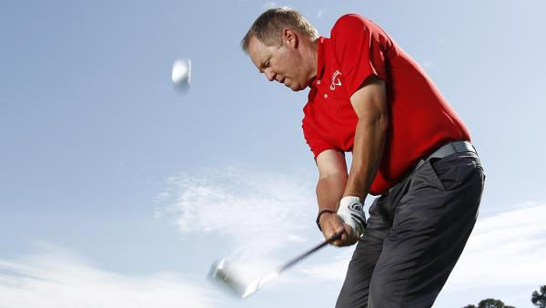 Pity, that thumb down golf commit