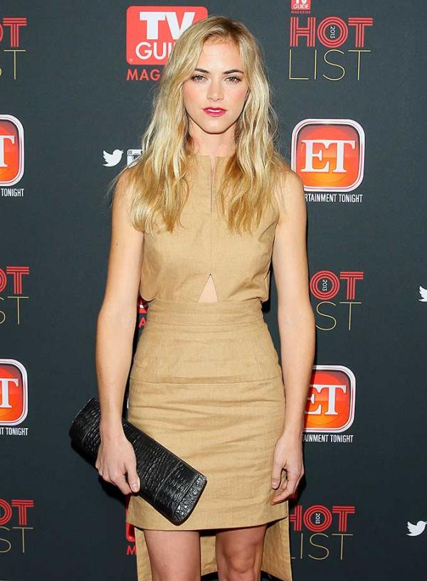 Emily wickersham lovely lady of the day - Emily wickersham gardener of eden ...