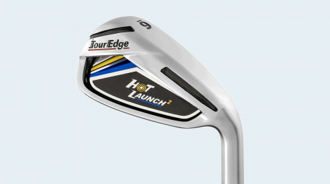 Tour Edge Hot Launch 2 irons.