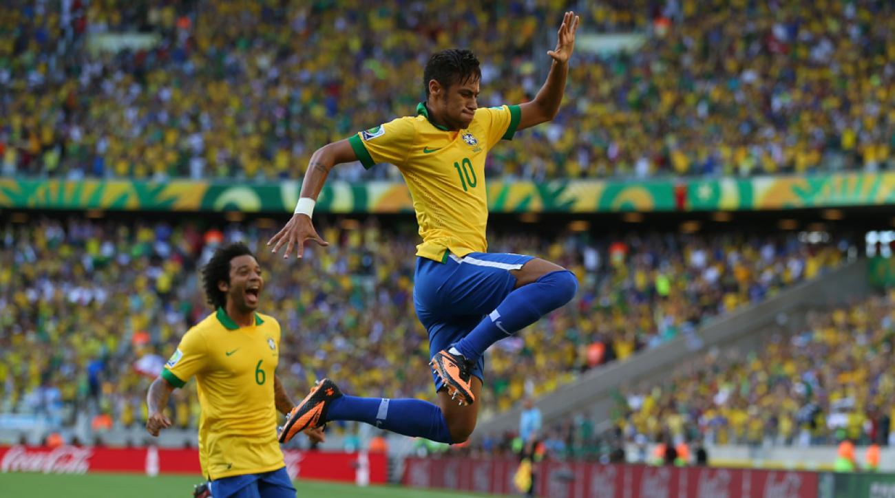 Neymar will lead host Brazil at the World Cup this summer. Who else will join him on the grand stage?