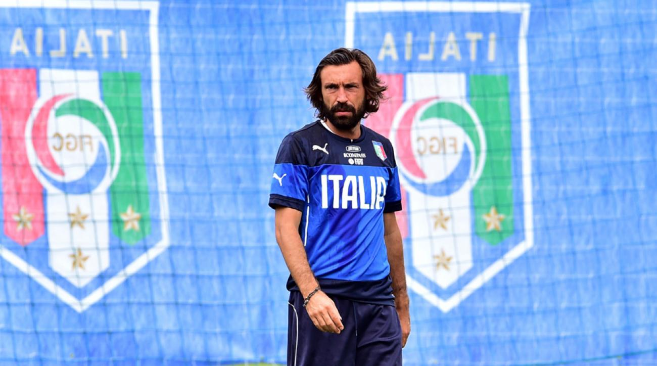 Italy star midfielder Andrea Pirlo will retire from international play following the 2014 World Cup.