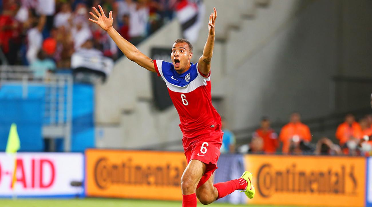 John Brooks and the U.S. are looking to follow up a thrilling victory against Ghana with a win against heavy favorite Portugal. If the U.S. prevails, it will advance.