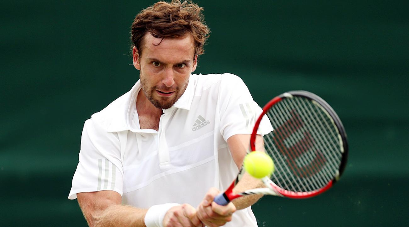 The always entertaining Ernests Gulbis provided another funny moment when he misunderstood a reporter's question at his Wimbledon press conference.