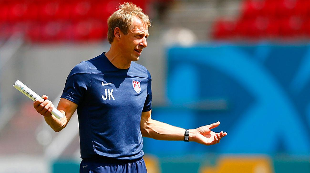 Mockery or not, U.S. national team head coach Jürgen Klinsmann will face his native country of Germany on Thursday with a spot in the Round of 16 on the line.