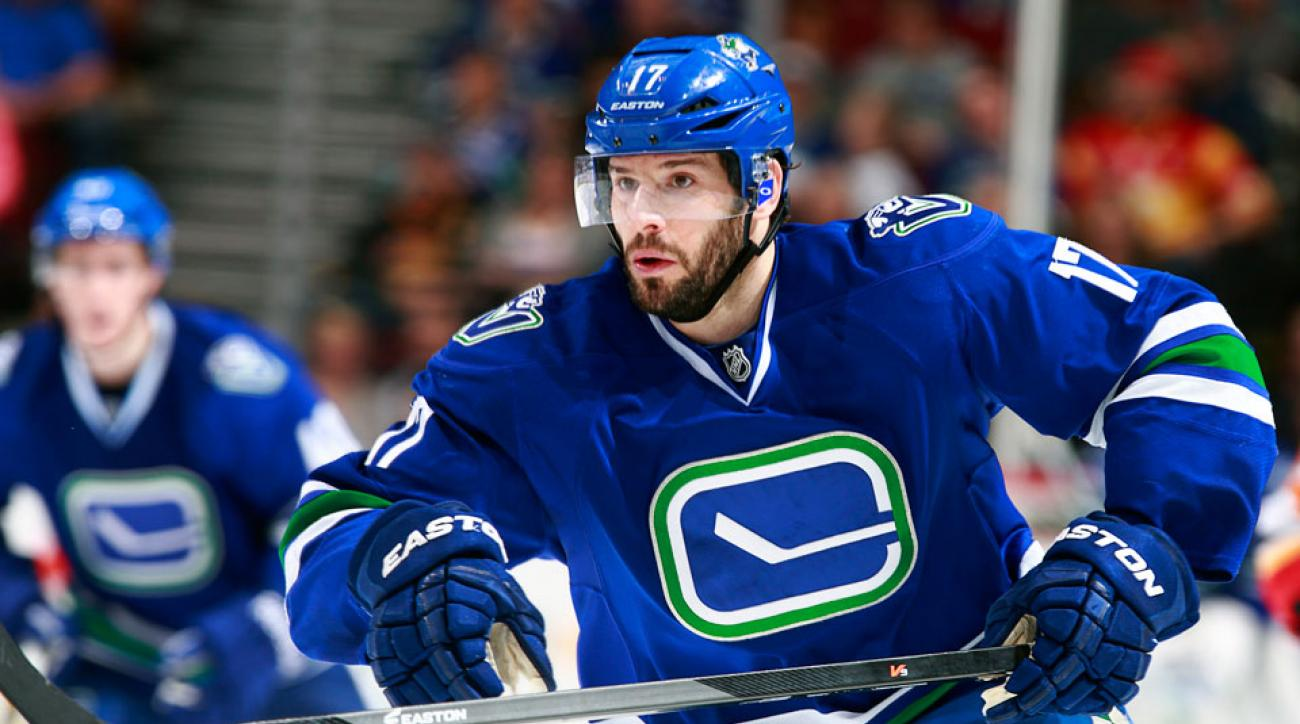 Ryan Kesler has been traded to the Anaheim Ducks