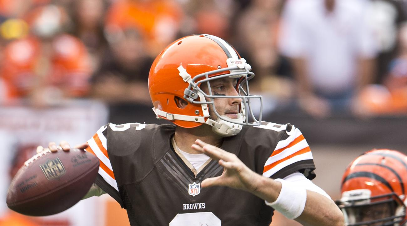 Sources say the Browns are looking to sign QB Brian Hoyer to a contract extension
