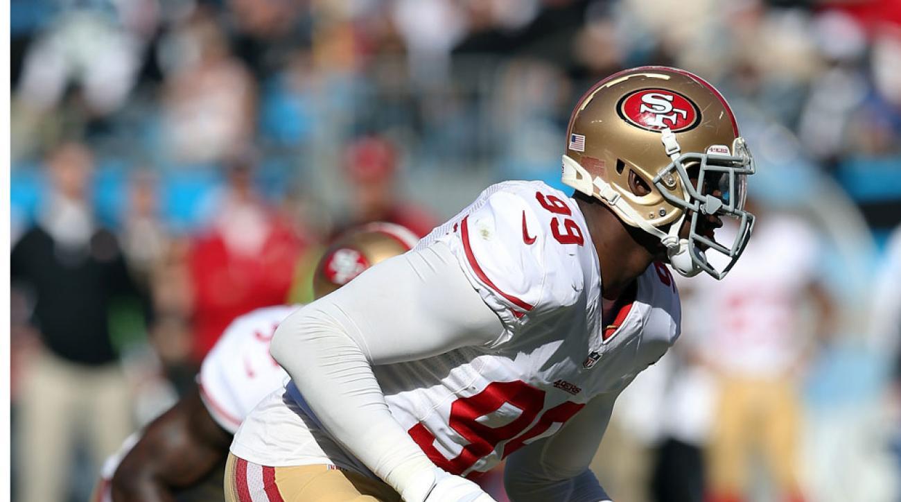 Aldon Smith, 49ers