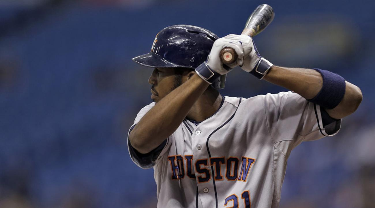Dexter Fowler, Astros