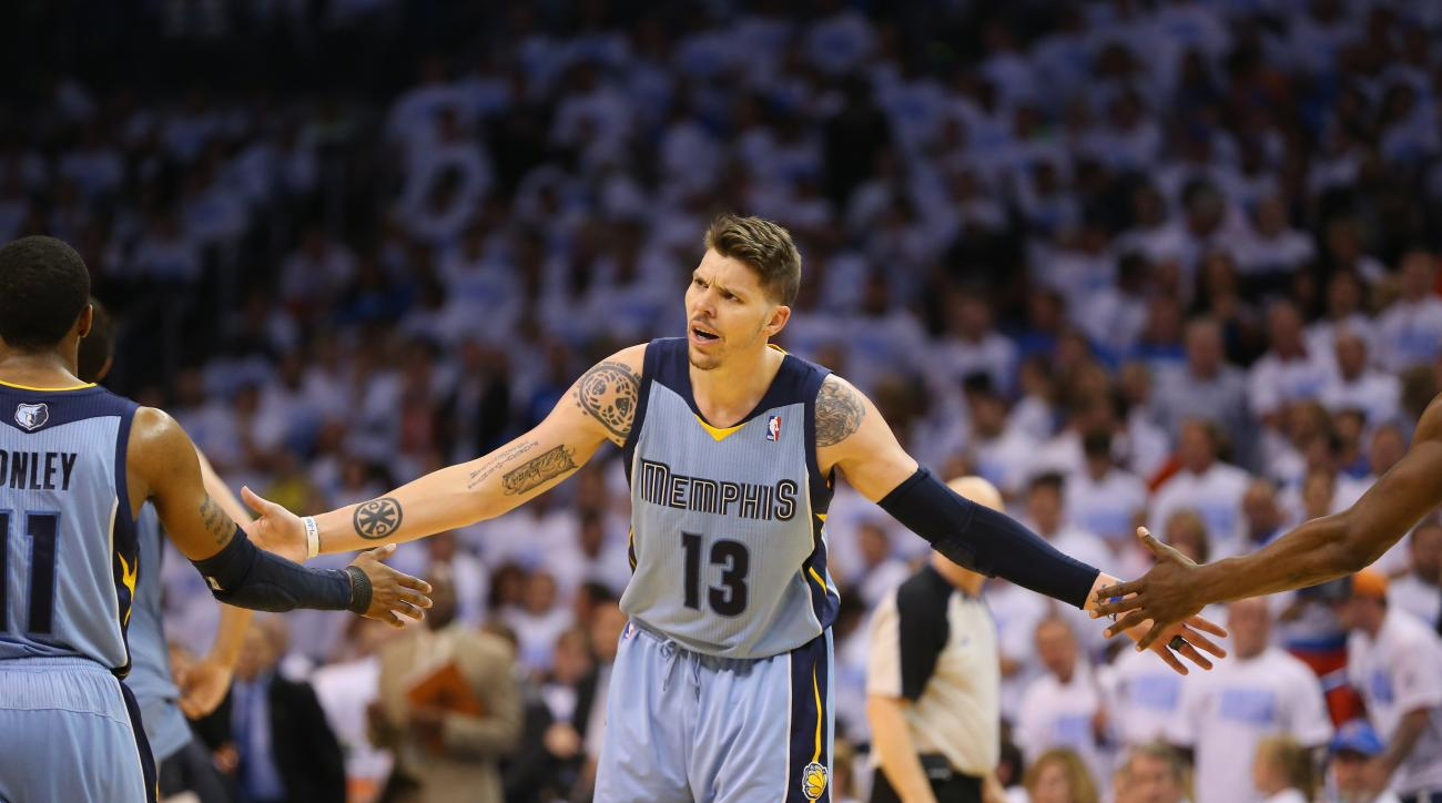Mike Miller played in all 82 games last season, a feat he hasn't accomplished since 2001, his first year in the league when he won Rookie of the Year.