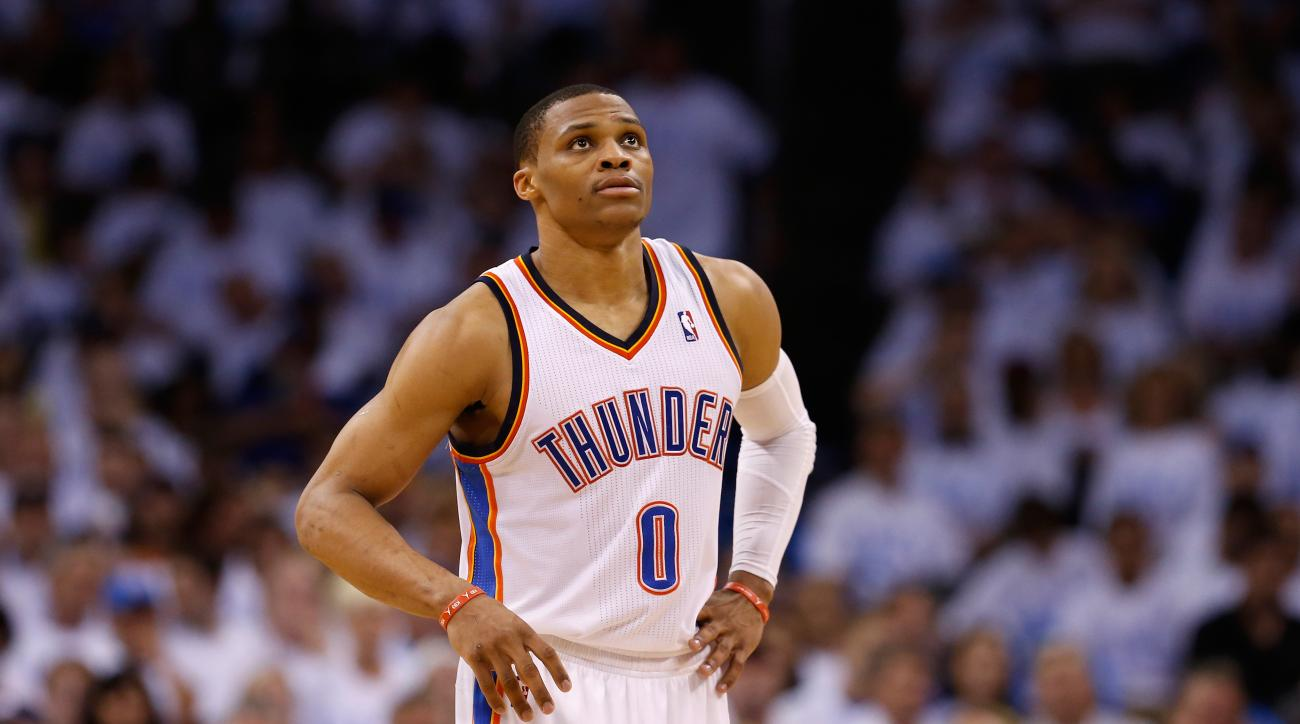 Russell Westbrook still hopes to play in the Olympics in 2016.