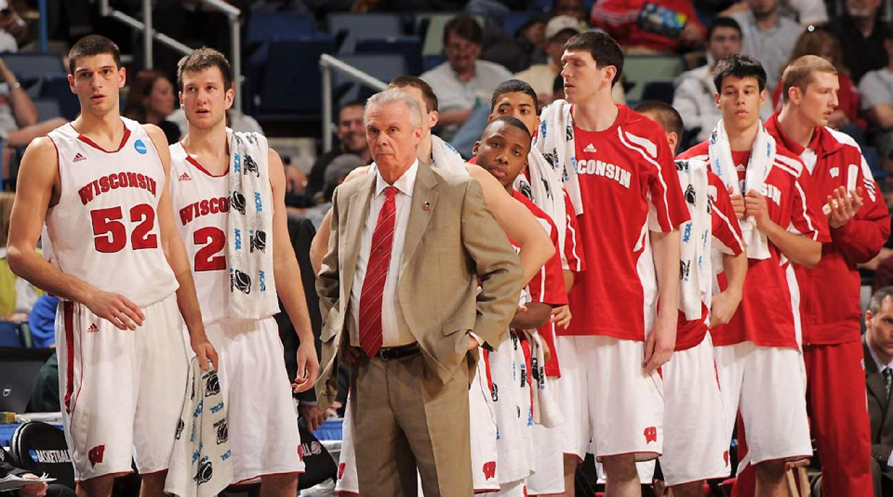 Bo Ryan was just two years removed from Division III when he took over the Badgers in 2001, but he has since led them to new heights.