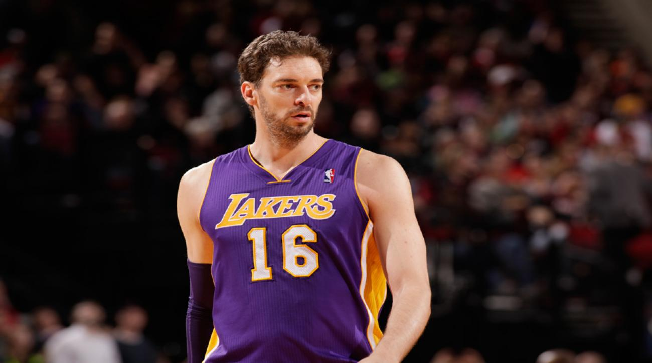Mixed reports surrounding Oklahoma City Thunder's pursuit of Pau Gasol