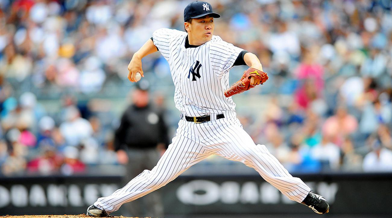 While the now-injured Masahiro Tanaka cooled off recently, he's gone 12-4 with a 2.51 ERA in his first season in the U.S.
