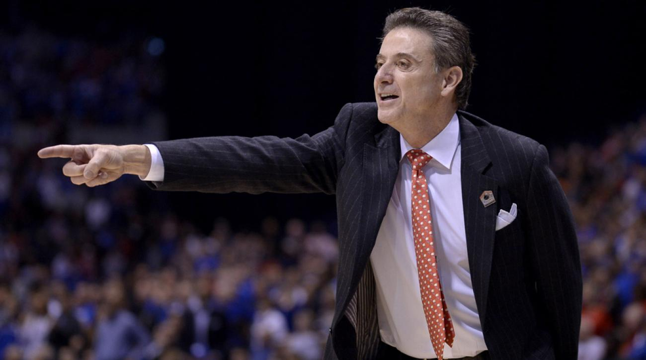 On Monday, Rick Pitino received the first commitment for the class of 2015, Deng Adel.