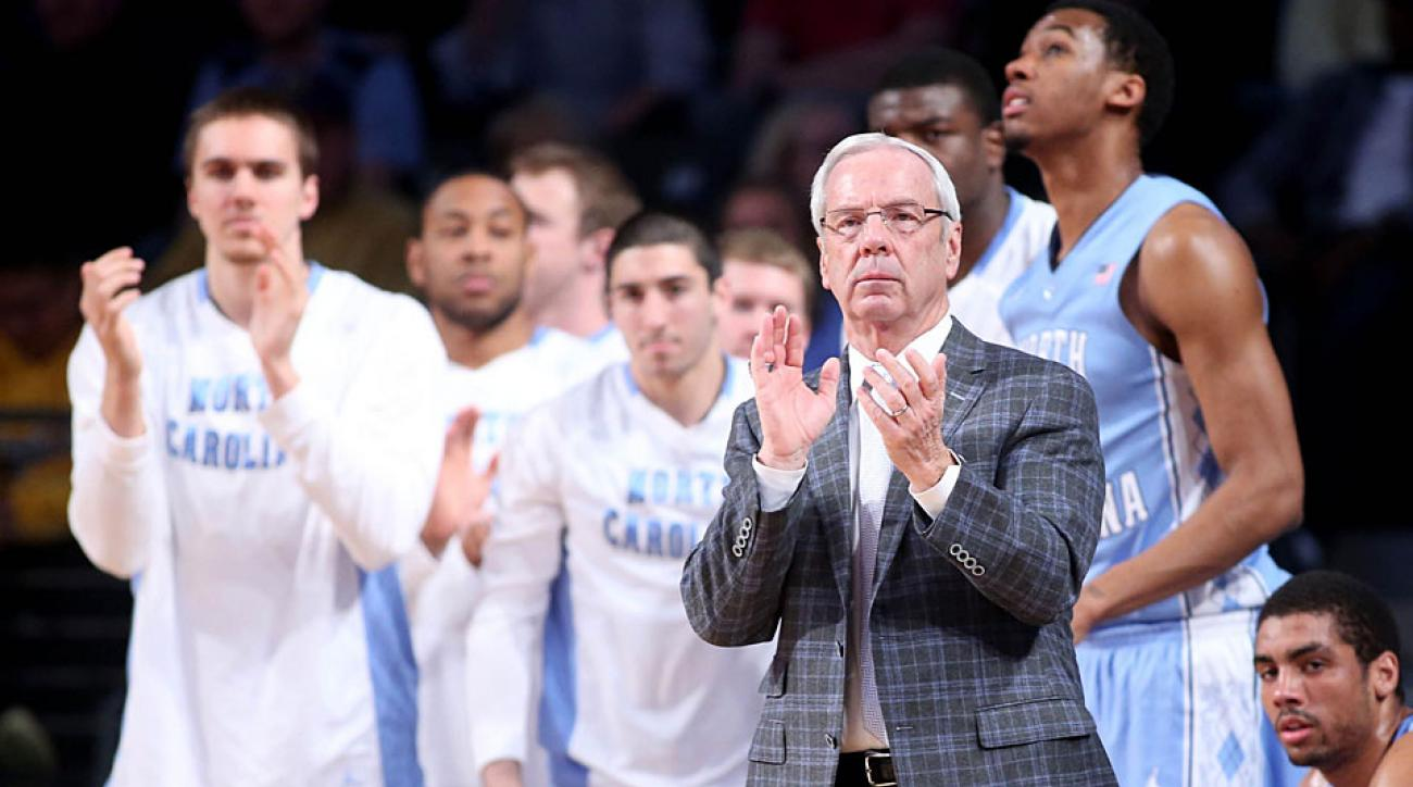 Roy Williams has led the Tar Heels to two national championships but an NCAA investigation is complicating his future -- and that of the program -- in Chapel Hill.