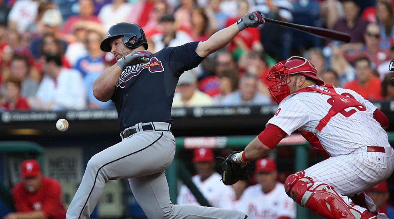 Once the top slugging second baseman in the NL, Dan Uggla lost his starting job in Atlanta in May and now he's headed out of town, too.