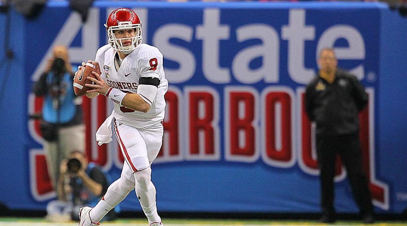 Oklahoma QB Trevor Knight led the Sooners to an enormous upset over Alabama in the 2014 Sugar Bowl, but can he carry that momentum into this fall?