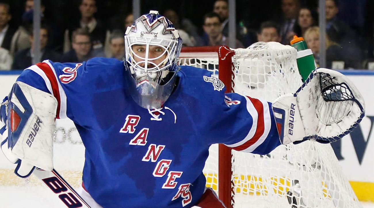 He may have come up short in the Stanley Cup finals, but Rangers goalie Henrik Lundqvist should do just fine on the sale of his New York City penthouse apartment.